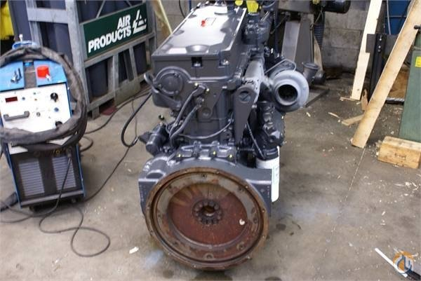 Detroit Detroit S60 Engines  Transmissions Crane Part for Sale on CraneNetwork.com