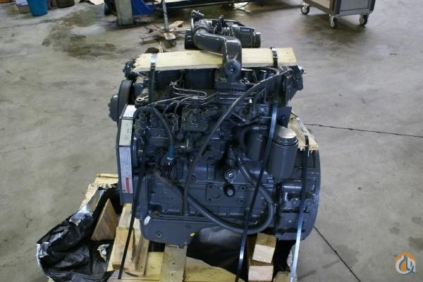 Cummins Cummins 4 BT Engines  Transmissions Crane Part for Sale on CraneNetworkcom