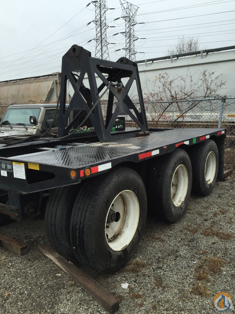Nelson Nelson 3 axle boom dolly Boom Dolly Crane Part for Sale in Hodgkins Illinois on CraneNetwork.com