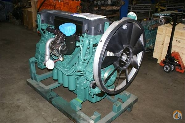 Volvo Volvo TAD952VE Engines  Transmissions Crane Part for Sale on CraneNetwork.com