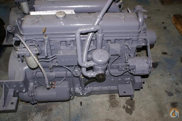 DAF DAF DT 615 Engines  Transmissions Crane Part for Sale on CraneNetwork.com