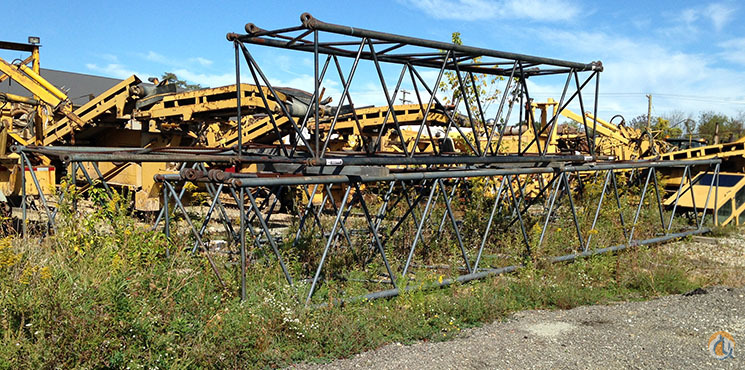 American 59S Boom Sections Boom Sections Crane Part for Sale in Greensburg Pennsylvania on CraneNetwork.com