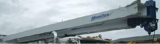 Manitex NEW 31039 MANITEX JIB 38-40 TON JIB Jib Sections  Components Crane Part for Sale on CraneNetworkcom