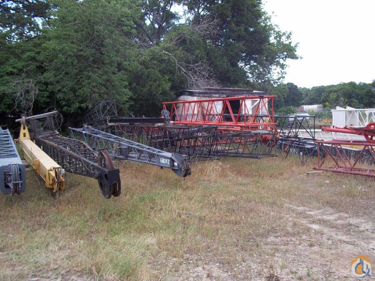 American American 900 series JIB Jib Sections  Components Crane Part for Sale in Fort Worth Texas on CraneNetwork.com