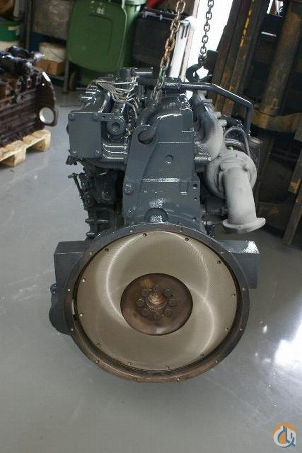 MAN MAN D0826 LE Engines  Transmissions Crane Part for Sale on CraneNetwork.com