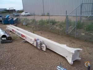 Terex Terex Stinger BT2463 used Jib Jib Sections  Components Crane Part for Sale on CraneNetworkcom