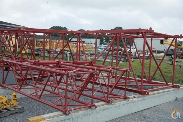 Manitowoc MANITOWOC 32938 Boom Sections Crane Part for Sale in Belle Chasse Louisiana on CraneNetwork.com