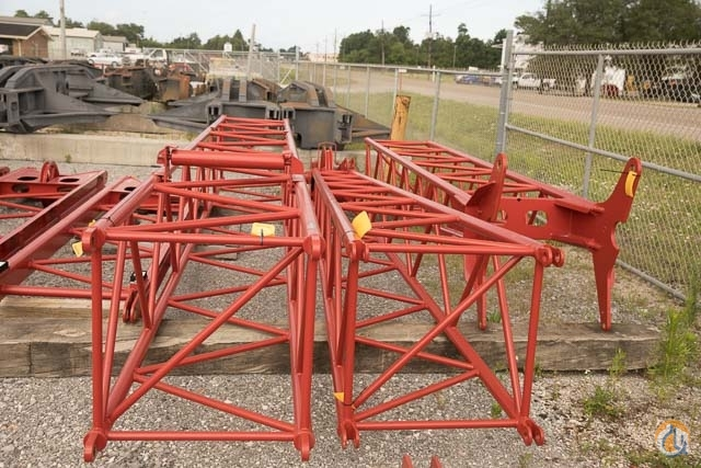 Manitowoc MANITOWOC 32948 Boom Tip Extension  Crane Part for Sale in Belle Chasse Louisiana on CraneNetwork.com
