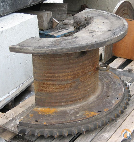 American Smooth Lagging Winches  Drums Crane Part for Sale on CraneNetwork.com