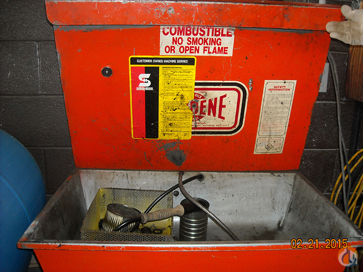 Various Manufacturers Parts Washer Miscellaneous Parts Crane Part for Sale in York Pennsylvania on CraneNetwork.com