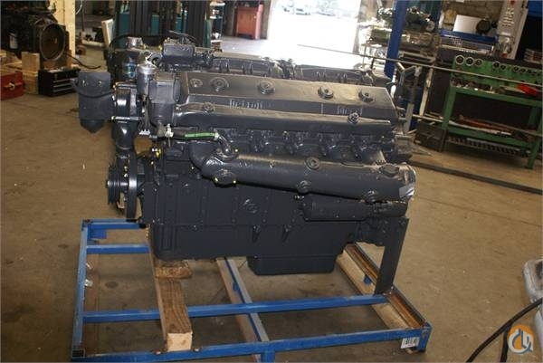 Detroit Detroit 12V71 N Engines  Transmissions Crane Part for Sale on CraneNetwork.com
