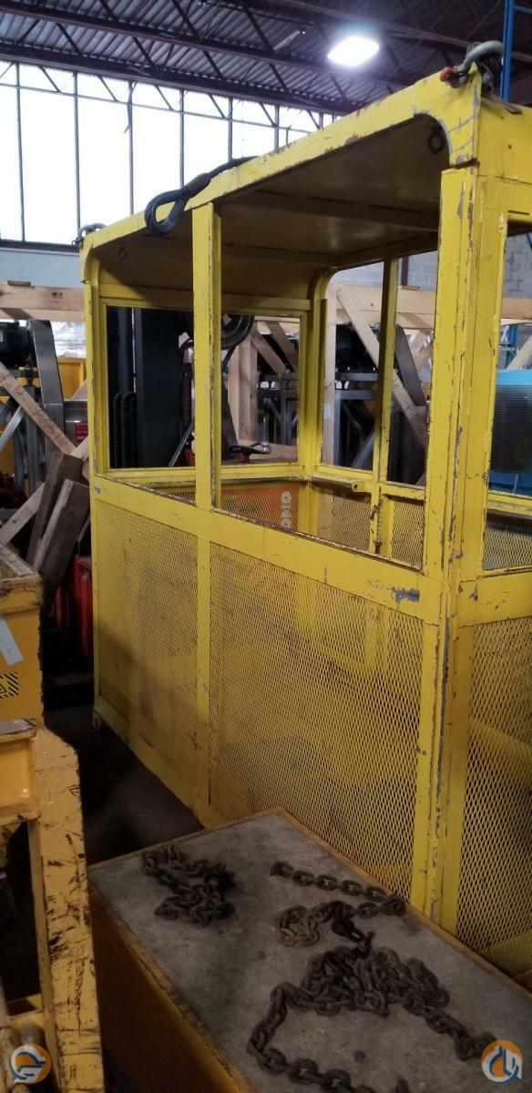 Saf-T-Lift Saf-T-Lift 4x8 Man Basket with Test Weight Man Baskets Crane Part for Sale in South Windsor Connecticut on CraneNetwork.com