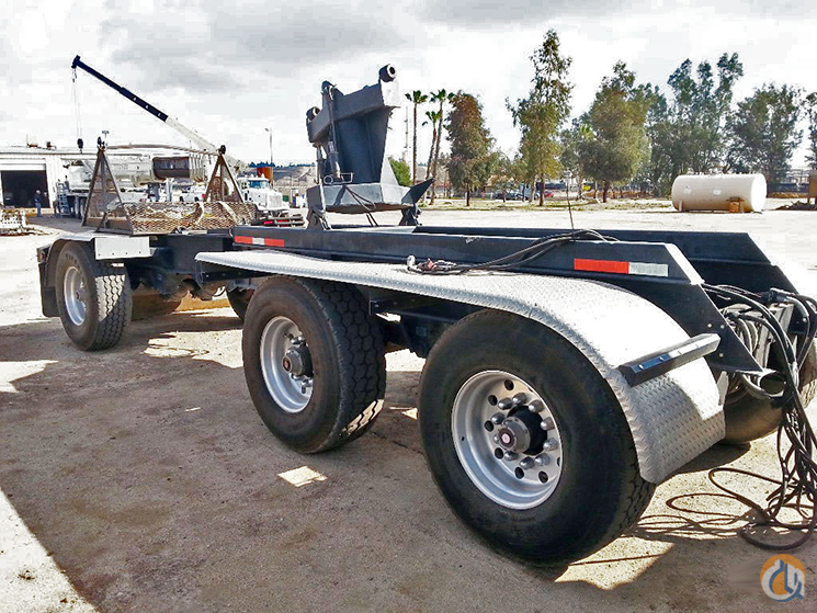 Demag 3-Axle Boom Dolly Boom Dolly Crane Part for Sale on CraneNetwork.com