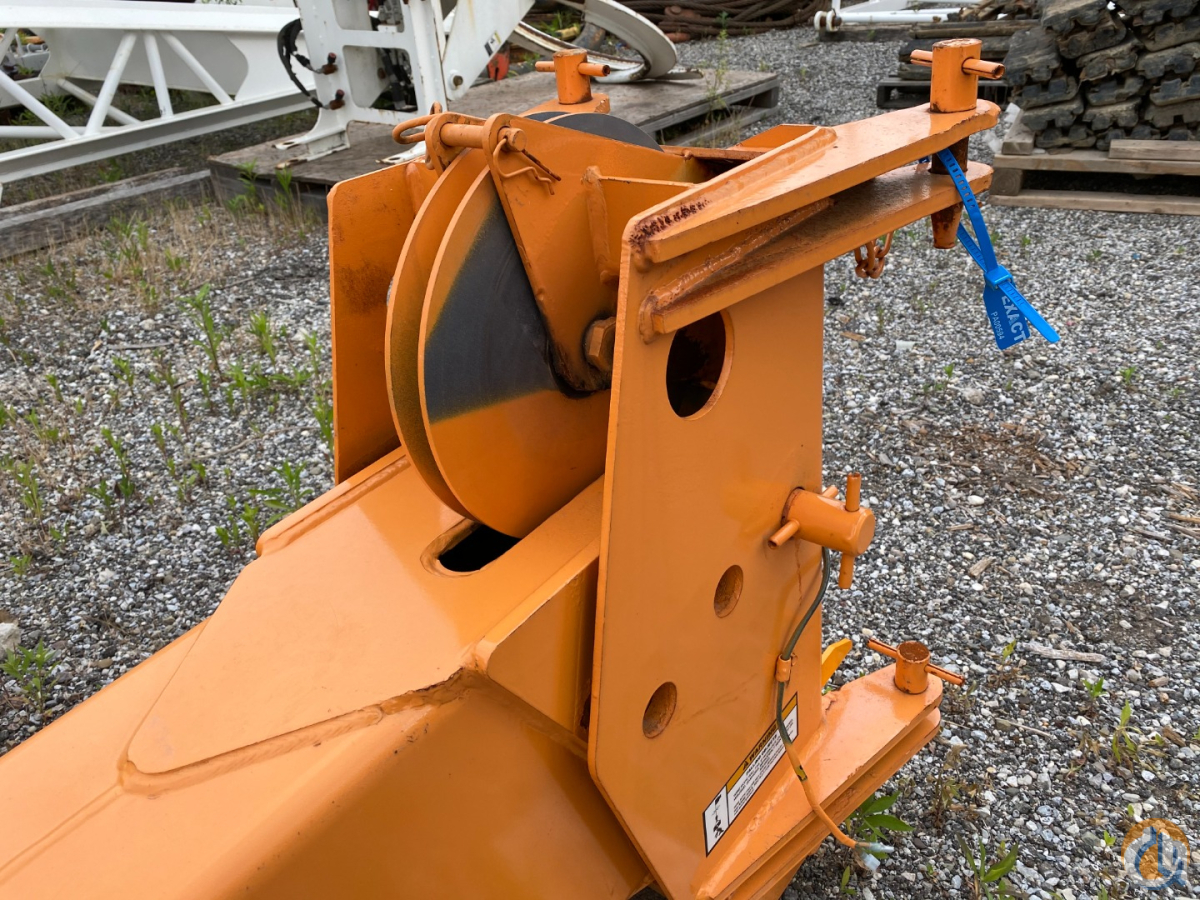 Broderson ic250 Jib Jib Sections  Components Crane Part for Sale in Solon Ohio on CraneNetwork.com