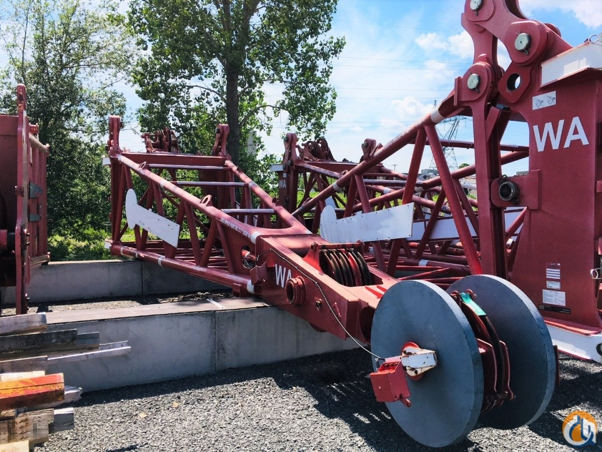 Manitowoc 2012 Manitowoc 16000 Series 3 Boom Sections Crane Part for Sale on CraneNetwork.com