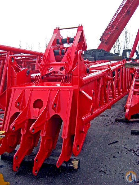 Manitowoc boom inserts butt amp top 57 boom Manitowoc 15000 Boom Sections Crane Part for Sale on CraneNetworkcom