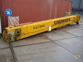 Faun Faun ATF 30 Boom Boom Sections Crane Part for Sale on CraneNetwork.com