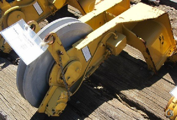 Grove 2-150-900724 - Grove  Aux Boom Nose - 3 available Jib Sections  Components Crane Part for Sale in Cleveland Ohio on CraneNetwork.com