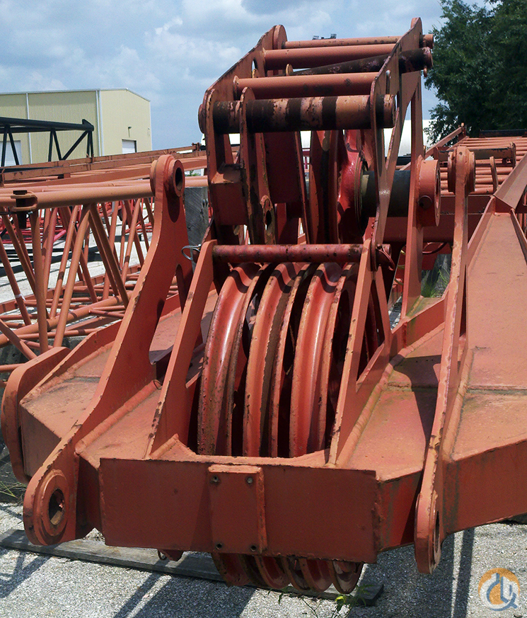 Manitowoc Light Weight Boom Tip For 777T Boom Sections