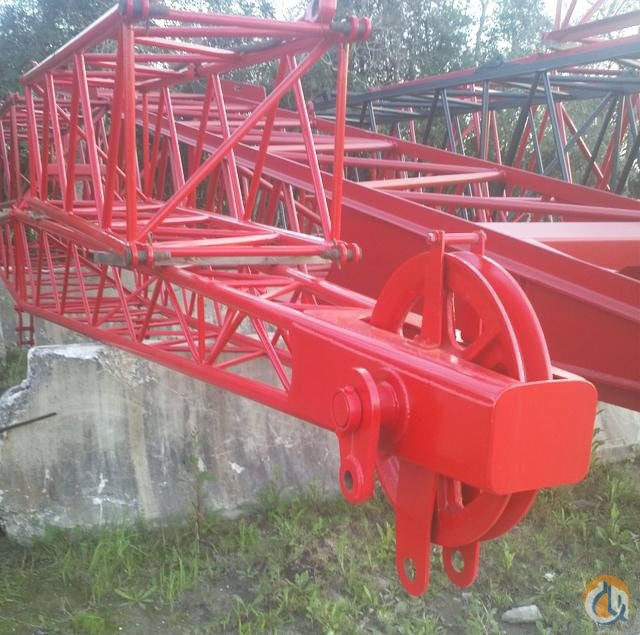 Link-Belt 30rsquo Jib with 20rsquo insert no Pendants for a LB HC 248H Jib Sections  Components Crane Part for Sale in Long Beach California on CraneNetworkcom