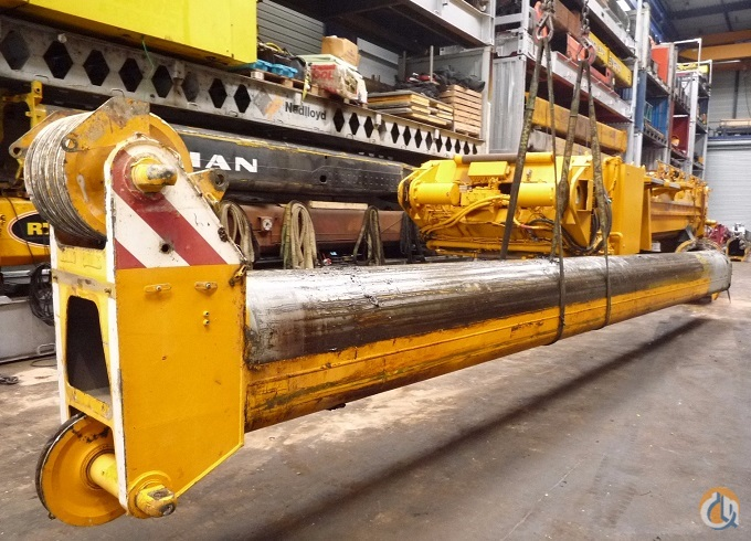 Liebherr LTM 1080-1 boom sections Boom Sections Crane Part for Sale in Sassenheim South Holland on CraneNetworkcom