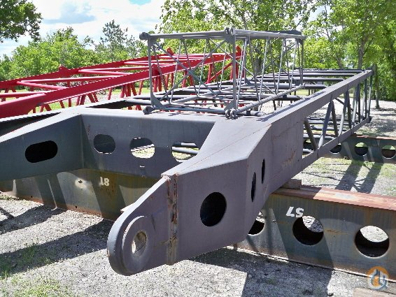 Manitowoc MANITOWOC 4500 30 BASE Boom Sections Crane Part for Sale on CraneNetworkcom
