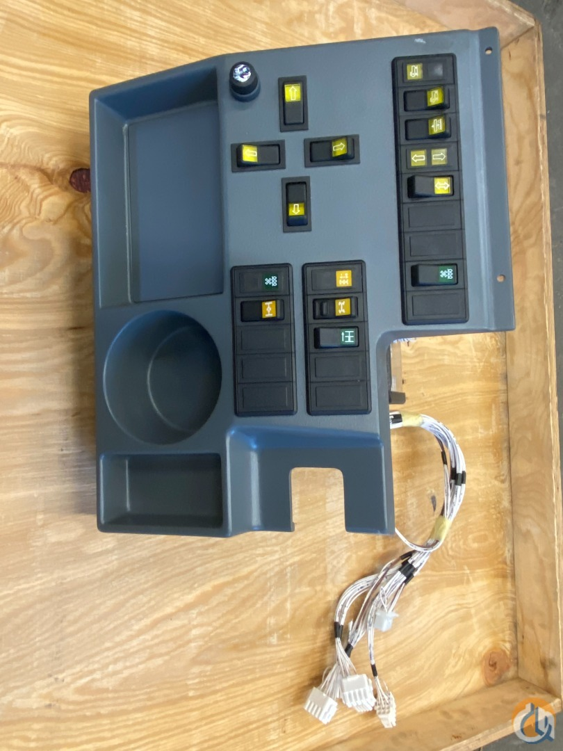 Grove new dashboard parts GMK51805200 US GMK5240 carrier cabin Electrical Systems Crane Part for Sale in Breda North Brabant on CraneNetwork.com