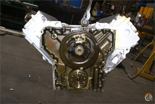 MAN MAN D2842 LE410 LONG-BLOCK Engines  Transmissions Crane Part for Sale on CraneNetwork.com