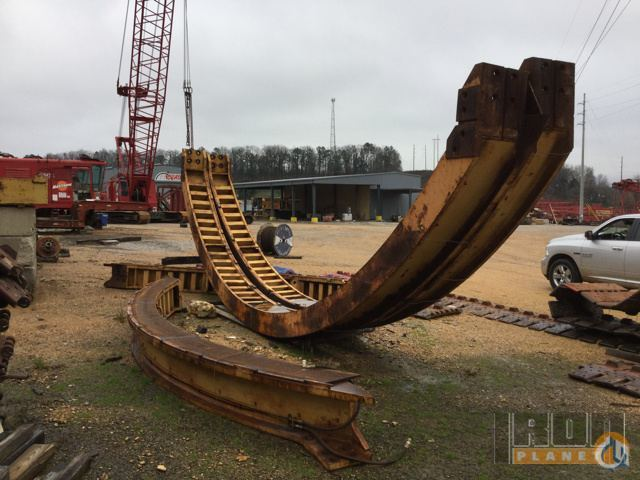 Manitowoc Manitowoc 4100 Ringer Ringer Crane Part for Sale in Alabaster Alabama on CraneNetworkcom