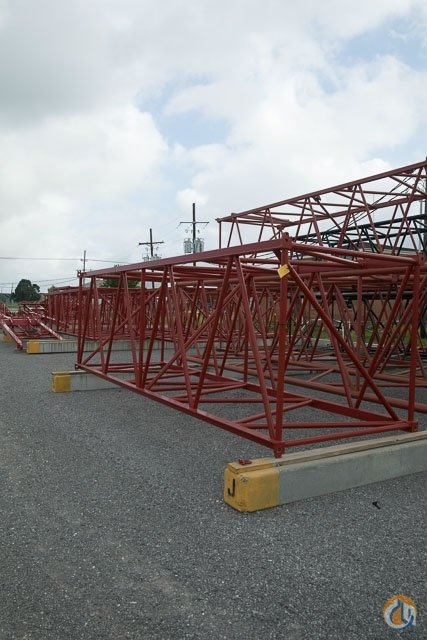 Manitowoc MANITOWOC 42937 Boom Sections Crane Part for Sale in Belle Chasse Louisiana on CraneNetwork.com
