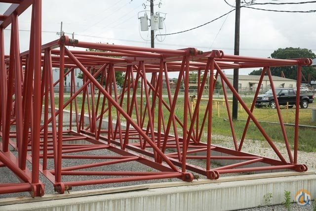 Manitowoc MANITOWOC 43063 Boom Sections Crane Part for Sale in Belle Chasse Louisiana on CraneNetwork.com