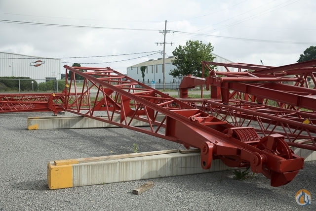 Manitowoc MANITOWOC 43067 Boom Tip Extension  Crane Part for Sale in Belle Chasse Louisiana on CraneNetwork.com