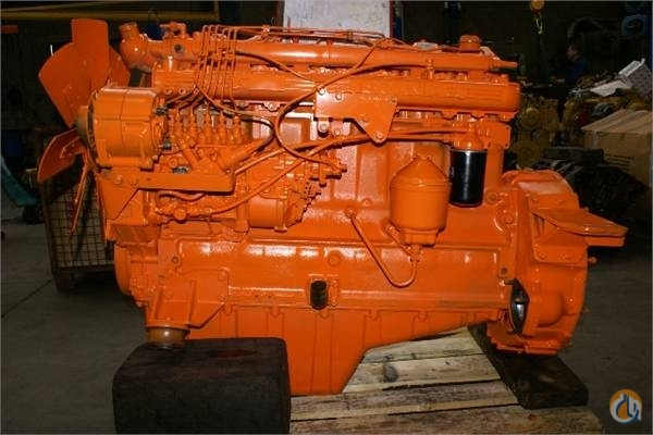 Scania Scania DC 9 52 Engines  Transmissions Crane Part for Sale on CraneNetwork.com