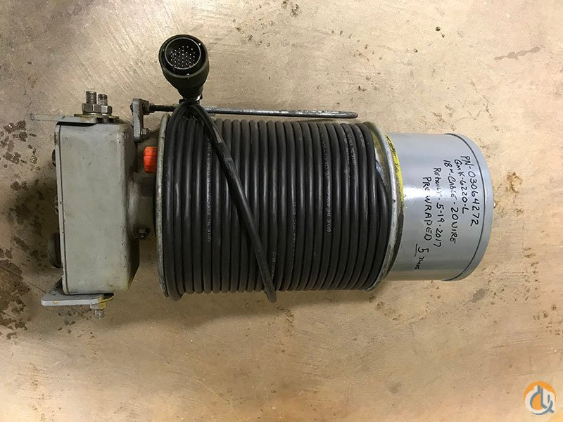 Grove Grove Cable Drum Drum Assy. Crane Part for Sale in Cleveland Ohio on CraneNetwork.com