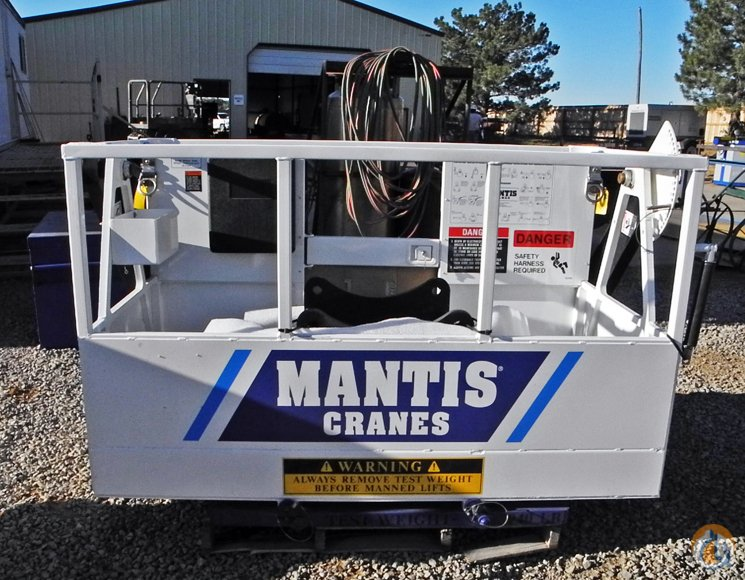 Mantis New 2012 Mantis Two-Man Man Basket Man Baskets Crane Part for Sale in Oklahoma City Oklahoma on CraneNetwork.com