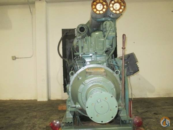 Volvo Volvo TID121LP Engines  Transmissions Crane Part for Sale on CraneNetwork.com