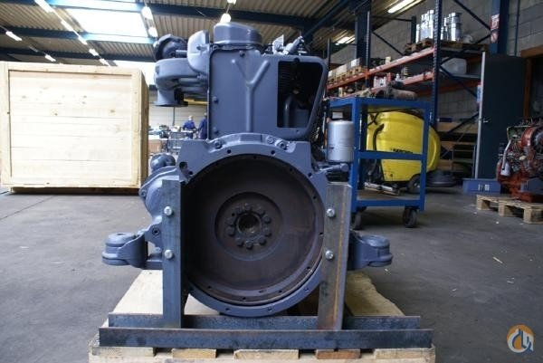 Deutz Deutz F6L912W Engines  Transmissions Crane Part for Sale on CraneNetwork.com
