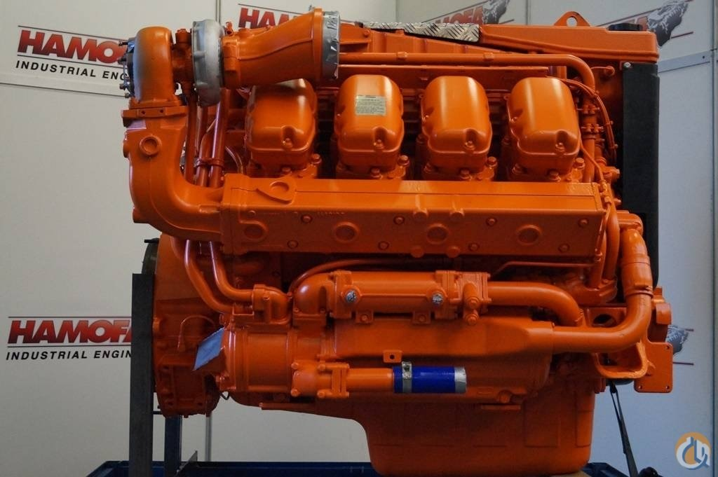 Scania Scania DI 16.43M Engines  Transmissions Crane Part for Sale on CraneNetwork.com
