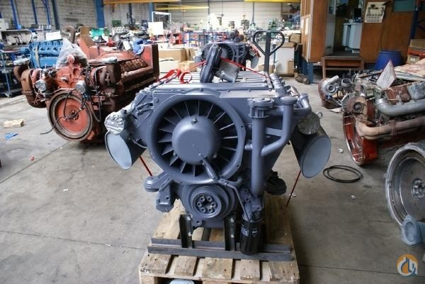Deutz Deutz F8L413FW Engines  Transmissions Crane Part for Sale on CraneNetwork.com