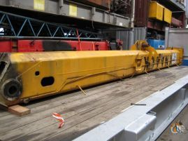 Krupp Krupp KMK 3040 Base Section Boom Sections Crane Part for Sale on CraneNetwork.com