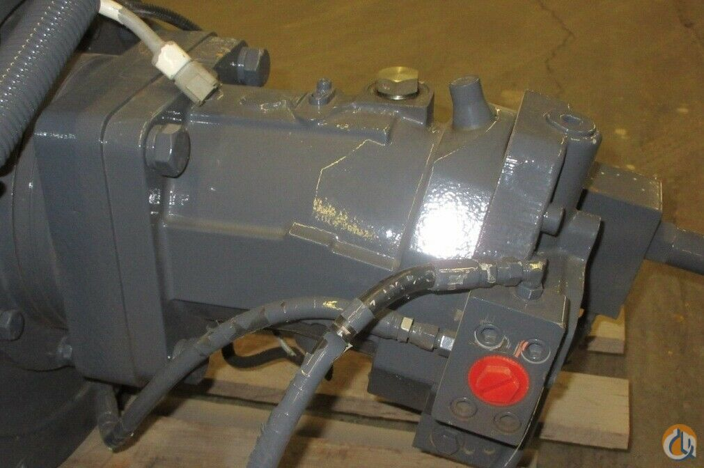 Braden BRADEN GEARMATIC WINCH PD15B-SPL-34V061031-24UGR GROOVED DRUM 15OOO lbs. Winches  Drums Crane Part for Sale in Coffeyville Kansas on CraneNetwork.com