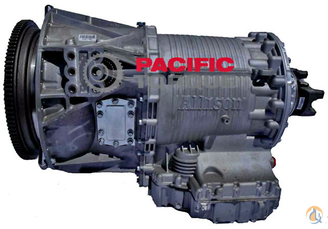 Allison Transmission Allison HD4560P Transmission Engines  Transmissions Crane Part for Sale on CraneNetwork.com