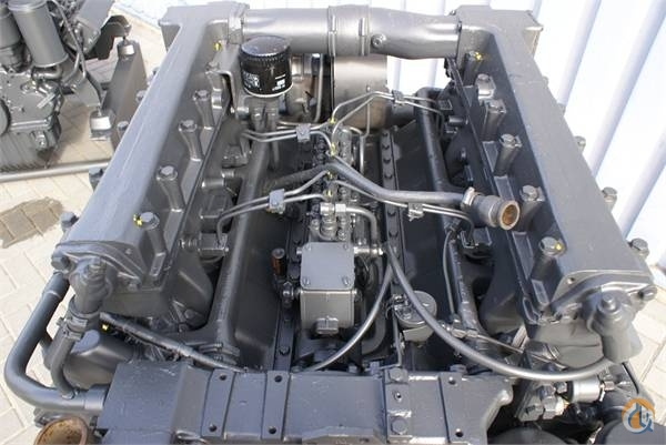 Scania Scania DSI 14 MARINE Engines  Transmissions Crane Part for Sale on CraneNetwork.com
