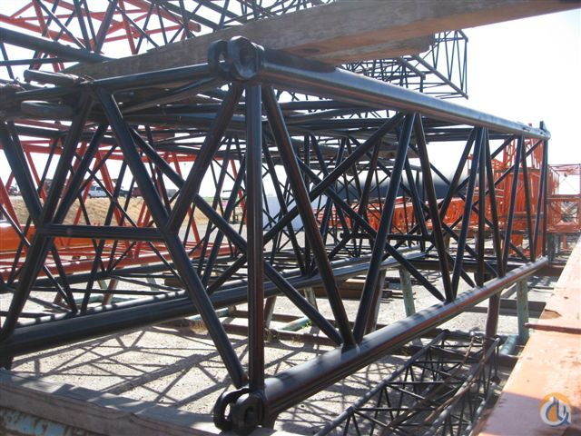 American American 59H Outer Transition Boom Sections Crane Part for Sale in Long Beach California on CraneNetworkcom