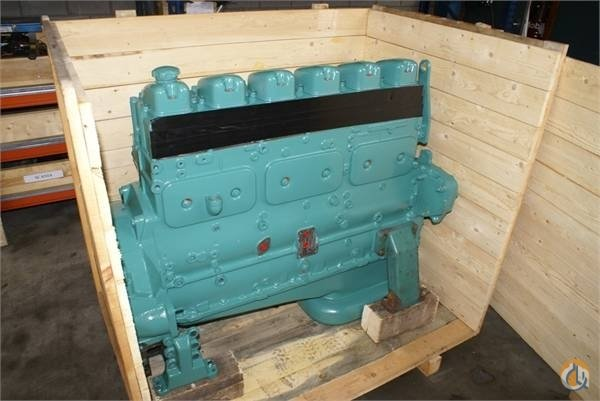 Volvo Volvo TWD 1210 P LONG-BLOCK Engines  Transmissions Crane Part for Sale on CraneNetworkcom
