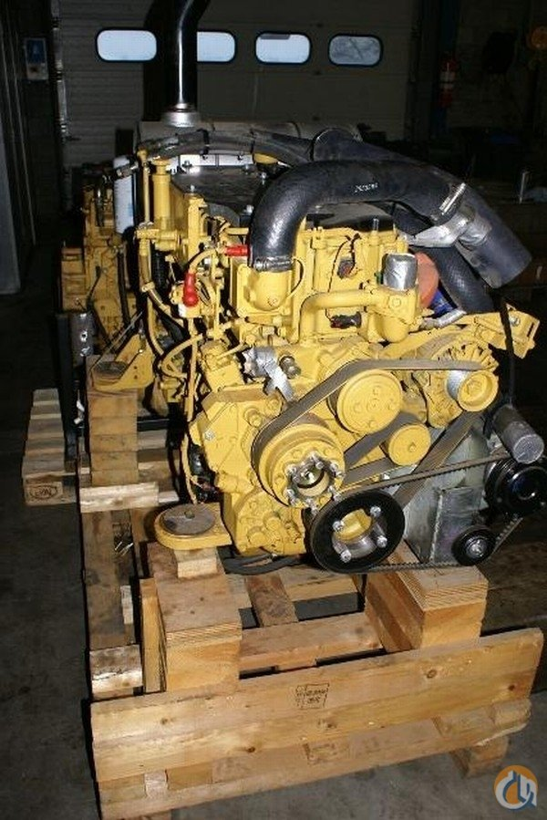 Caterpillar Caterpillar C6.4 Engines  Transmissions Crane Part for Sale on CraneNetwork.com