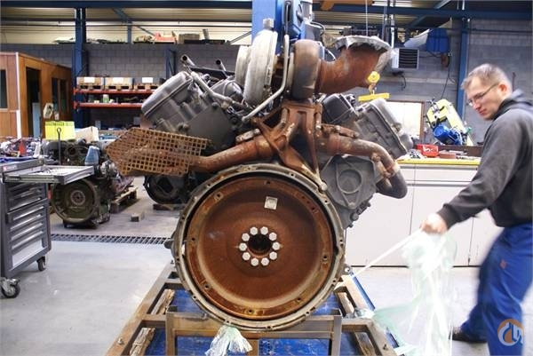 Scania Scania DC16 Engines  Transmissions Crane Part for Sale on CraneNetwork.com
