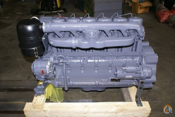 Deutz Deutz F6L913 Engines  Transmissions Crane Part for Sale on CraneNetwork.com