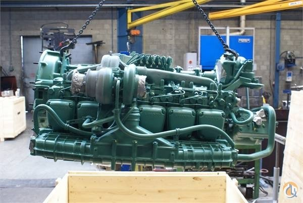 Volvo Volvo DH10A Engines  Transmissions Crane Part for Sale on CraneNetworkcom