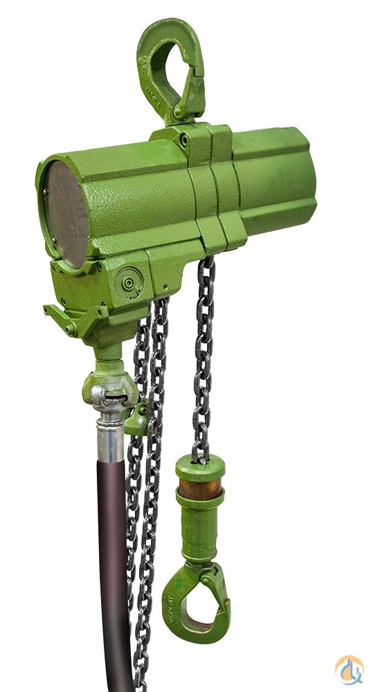 J.D Neuhaus J.D. Neuhaus 1 Ton Air Chain Hoistbr  Model 1TI Hoisting Crane Part for Sale on CraneNetwork.com